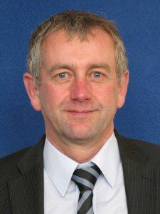 Mr Michael Buck - Resigned May 2020