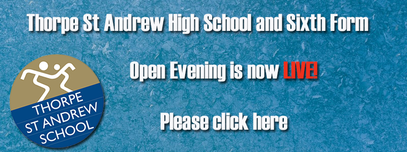 Open Evening Advertisement
